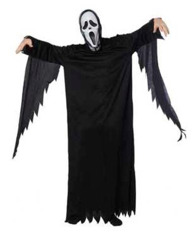 Scream Costume/ Grim Reaper