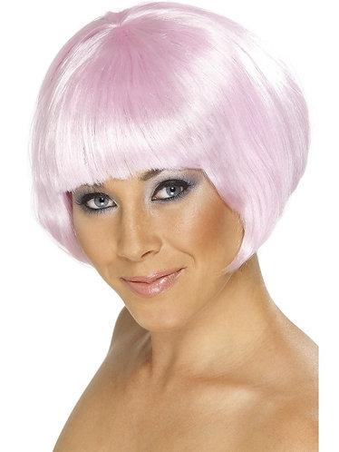 Bob Wig Baby Pink