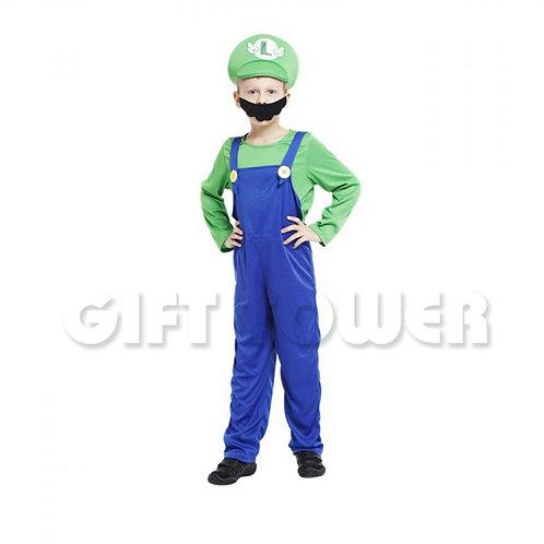 Green Plumber Boy