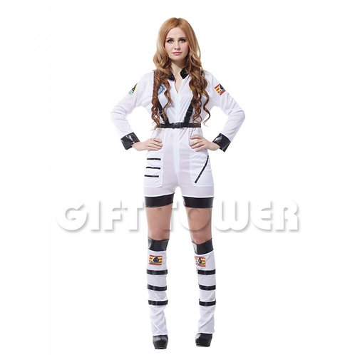 Sexy Astronaut - White