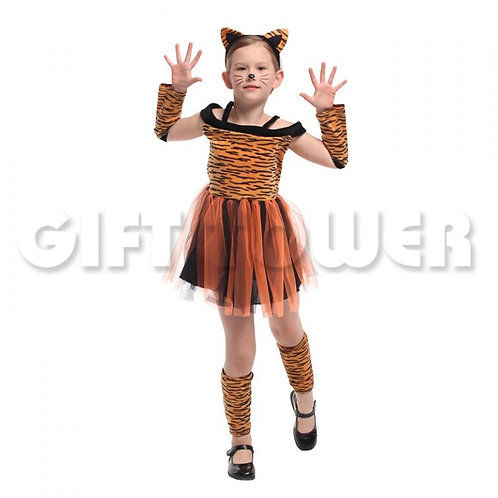 Pretty Tiger Girl