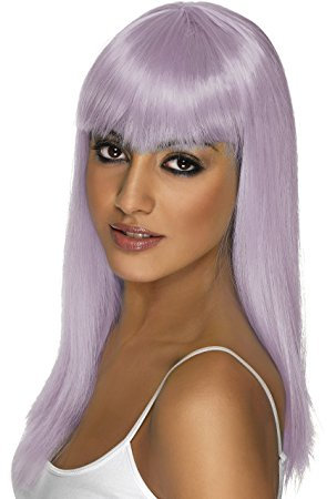 Glamourama Wig Lilac