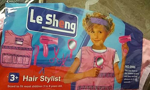 Hair stylist costume