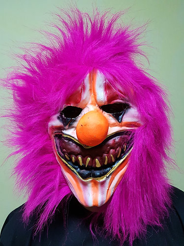 Fangy the Clown Mask