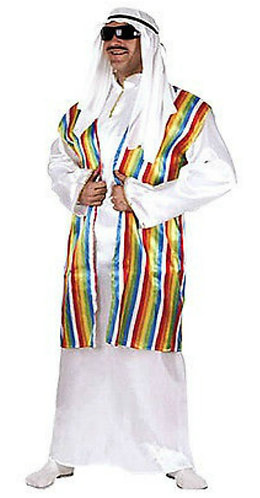 Arab pilgrim