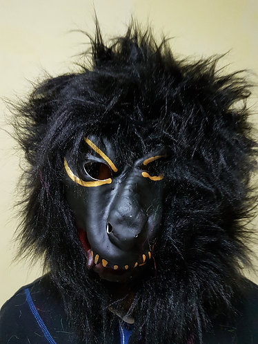 Black Creature Mask