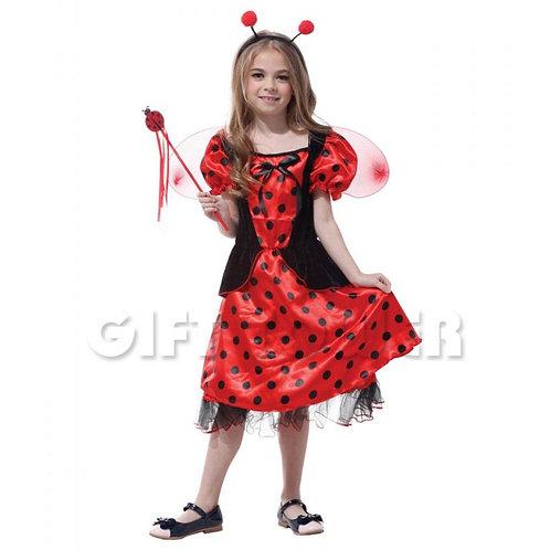 Lovely Ladybug Fairy