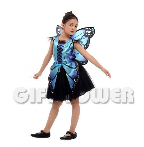 Butterfly Fairy Blue