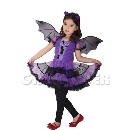 Purple Bat Girl