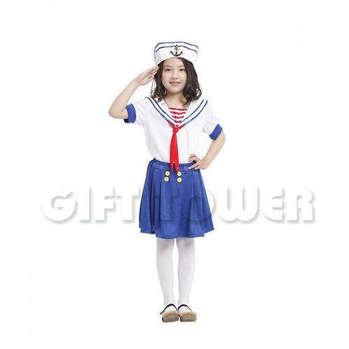 Lovely Sailor Girl