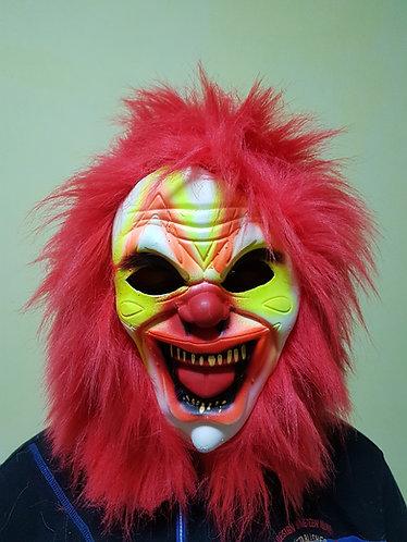 Satan's Clown Mask