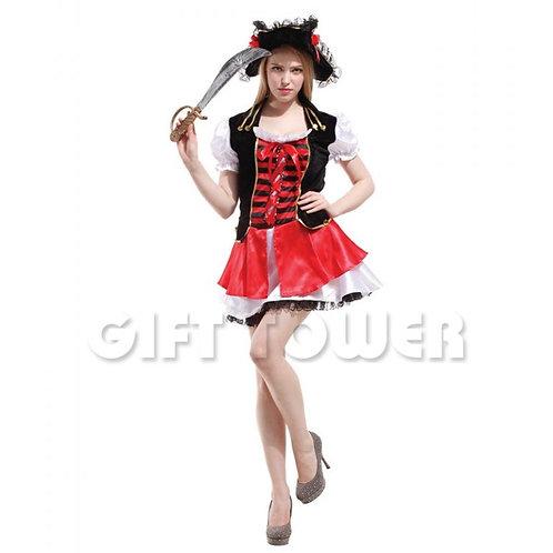 Pretty Pirate Queen