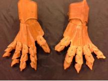 Dragon hands