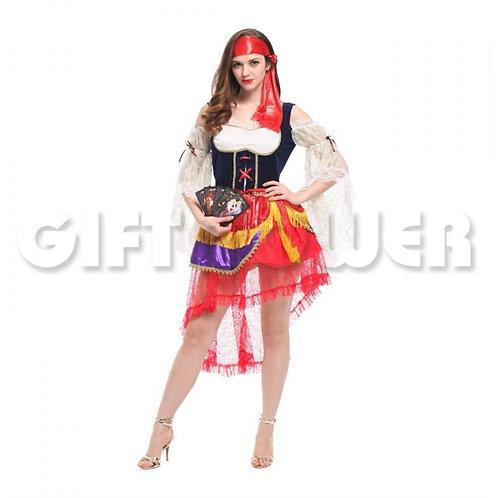 Dazzling Gypsy Lady