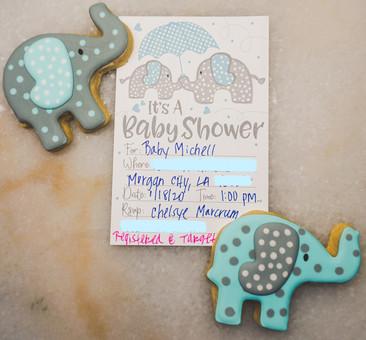 elephantbirthdaycookies