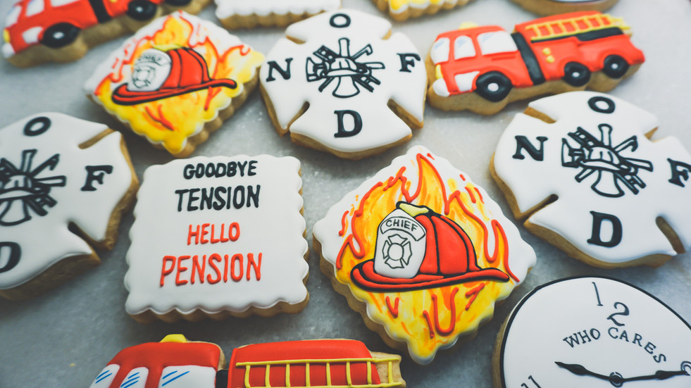 assortedfirefightercookies
