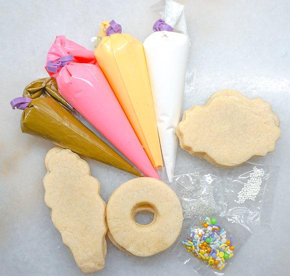 Sweet Shoppe DIY Box | Virtual Cookie Decorating Class with YELP Nola !