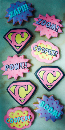 Super Cooper Hero Set