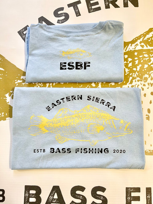 ESBF T-Shirt (Light Blue)