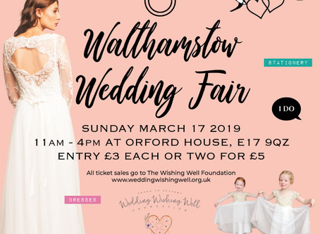Walthamstow Wedding Fair