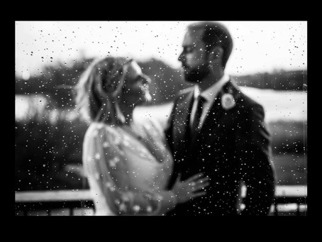 Reasons to Welcome Rain on Your Wedding Day.