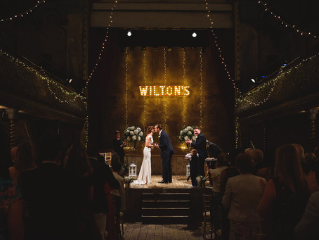 My Favourite East London Wedding Venues