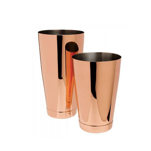 Mezclar Copper Boston Shaker 18oz & 28oz