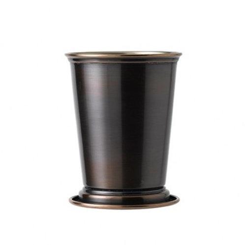 Antique copper Julep cup nickel 10.5oz/30cl