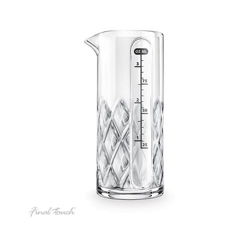 Yarai Double Jigger Glass 3.4oz/100ml
