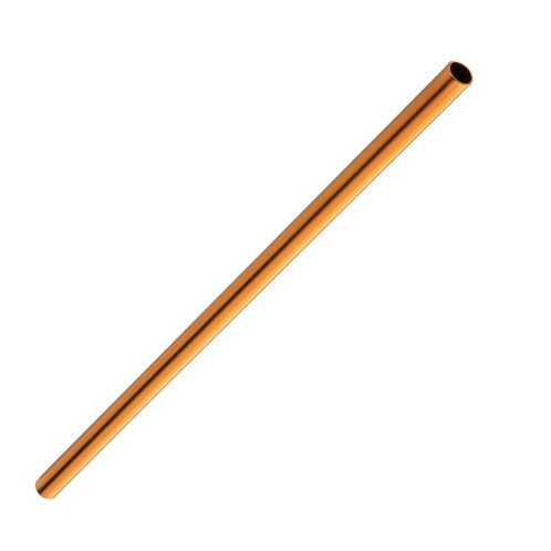 Stainless copper straws 8.5inch