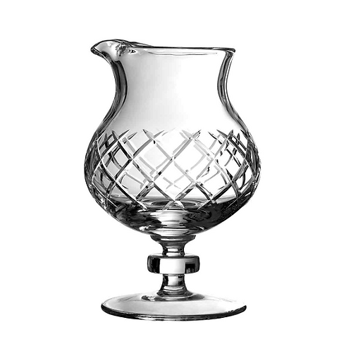 Coley Diamond Cut Gallone Mixing glass 1L