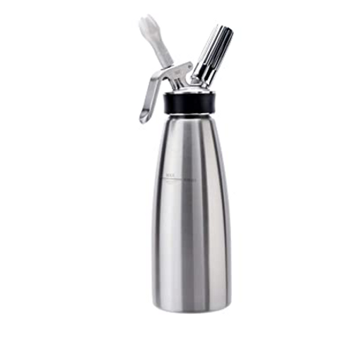 iSi Stainless Steel Cream Whipper 1/2 litre