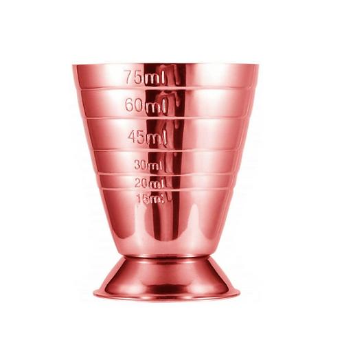 Copper Measuring Cup 2.5oz/75ml/5Tbsp