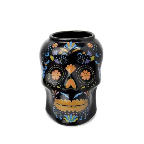 Day of Dead Tiki Skull Mug 19oz/57cl