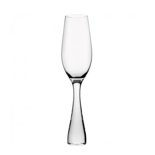 Nude Handmade Crystal Flute 8.75oz/26cl