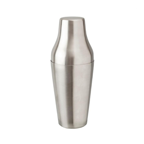 Mezclar French stainless steel shaker 60cl