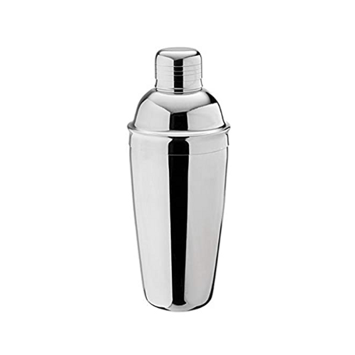 Stainless steel fontaine cocktail shaker 50cl