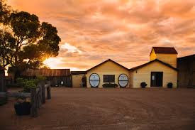 Tyrrell's winery, Hunter Valley, Tayla M