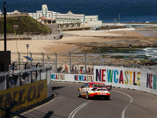Newcastle 500 Supercars