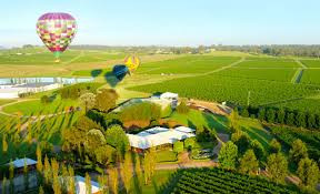 Ballooning Hunter Valley,  Tayla Made To