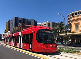 newcastle tram, Tayla Made Tours, NSW, N