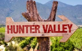 hunter valley sign,  Tayla Made Tours, N