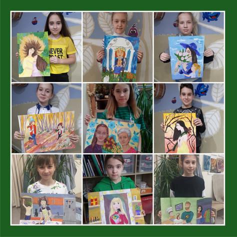 Рисуют все... и дети...