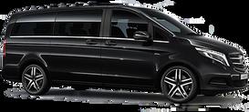 Mercedes V Class Minivan_