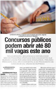 Camila miranda concurso público direito diário do rio doce governador valadares