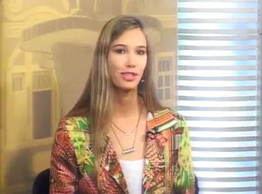camila miranda professora garis dignididade humana tv imigrantes