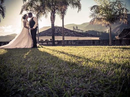 Casamento - Flaviane e Vinícius