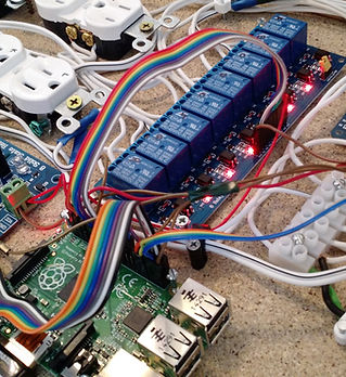 Los cables electrónicos