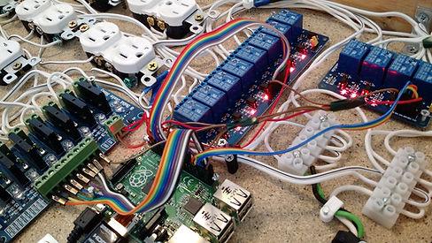 Fios eletrônicos