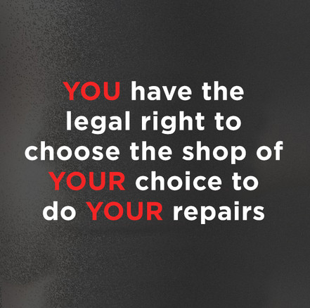 You have the RIGHT!